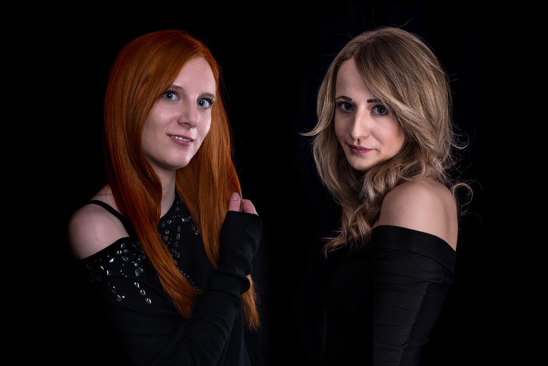Lisi und Sabrina