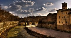 L'IsolaTiberina - Roma