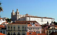 Lissabon Altstadt - Detail