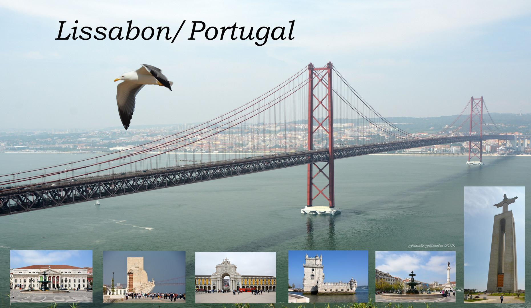 Lissabon (Ansichten)