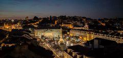 Lissabon at night II