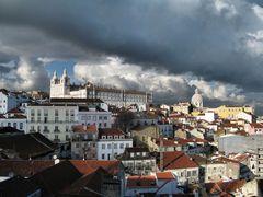 Lissabon aus einen Mirador