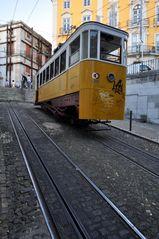 Lissabon Elevador da Gloria