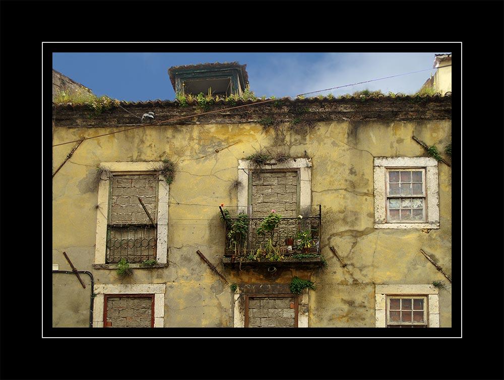 Lissabon, - Fassaden und Fenster (11)