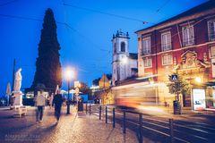 Lissabon - Largo das Portas do Sol