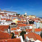 Lissabon mit Alfama