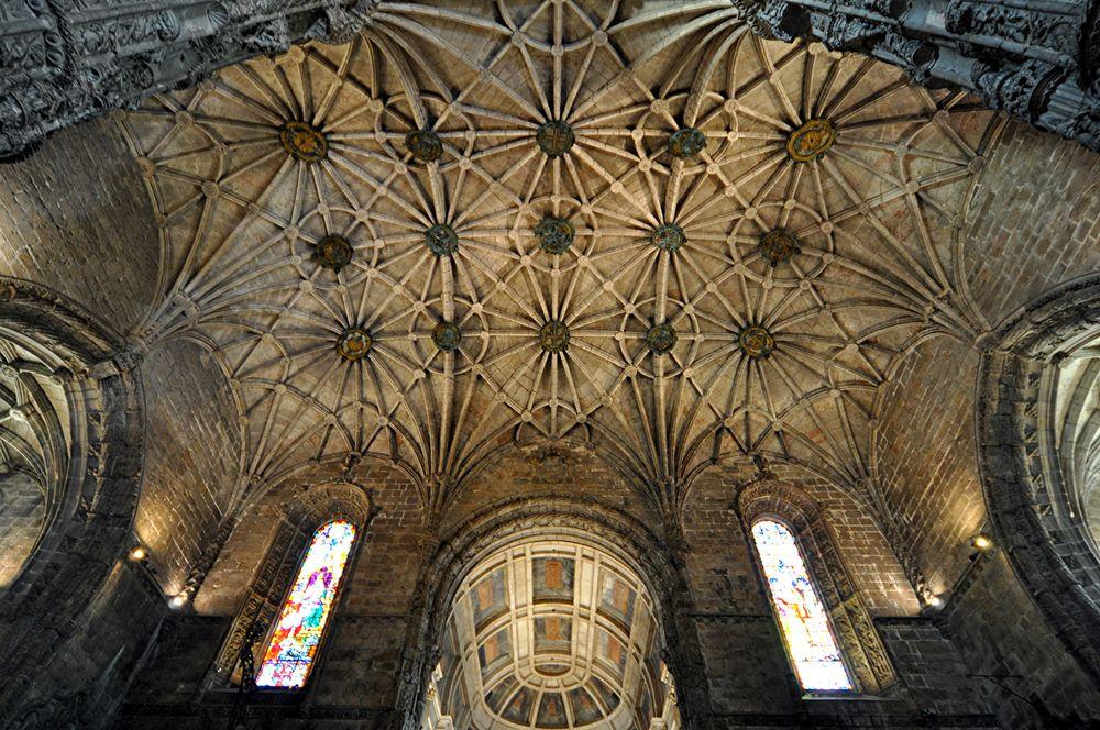 Lissabon Mosteiro dos Jeronimos