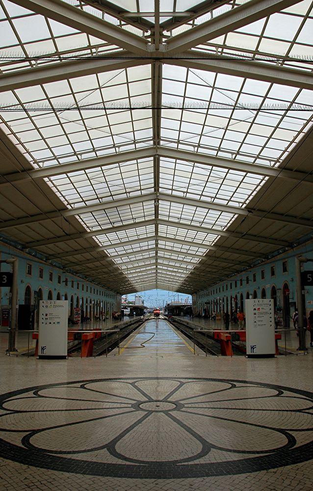 Lissabon Santa Apolónia
