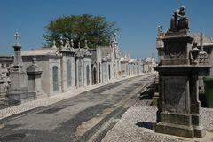 Lissabon - Straße, die etwas ausgestorben wirkt