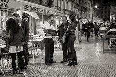 Lissabon....wird Zeit was zu essen...