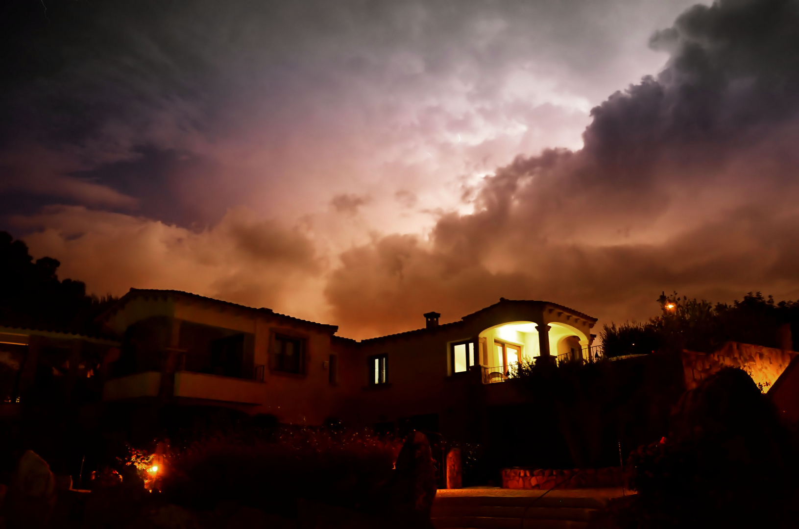 Lit By Lightning - Sardegna