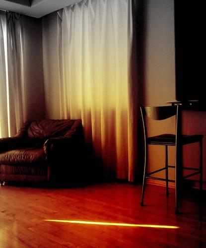 Lit Room