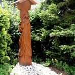 Litauenimpression im Garten
