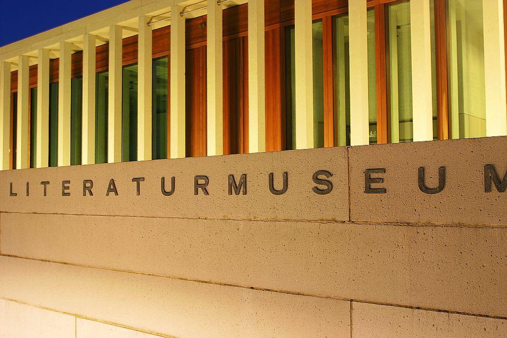 Literaturmuseum der Moderne in Marbach