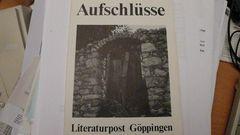 Literaturpost Göppingen