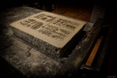 Lithografiestein