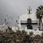 Little chapel on a hill...