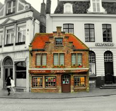 Little House in Brugge