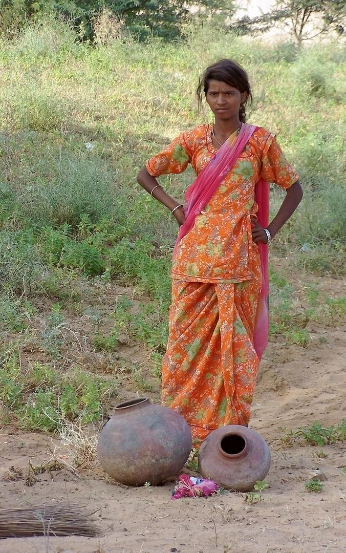 Little Indian Beauty of Pushkar