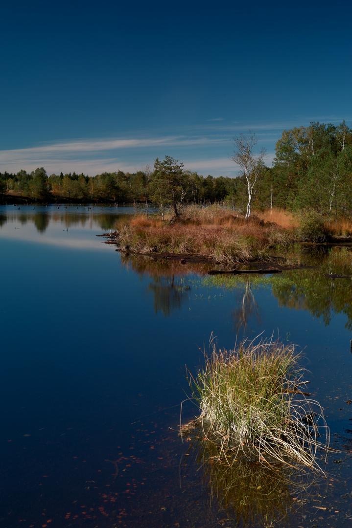 Little Island In a Little Lake