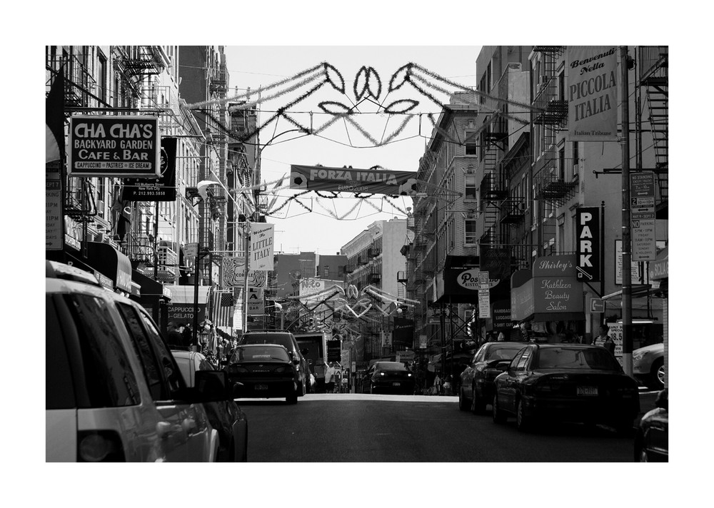 Little Italy 2, NYC 2008