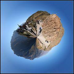 Little Planet Cañon de Colca