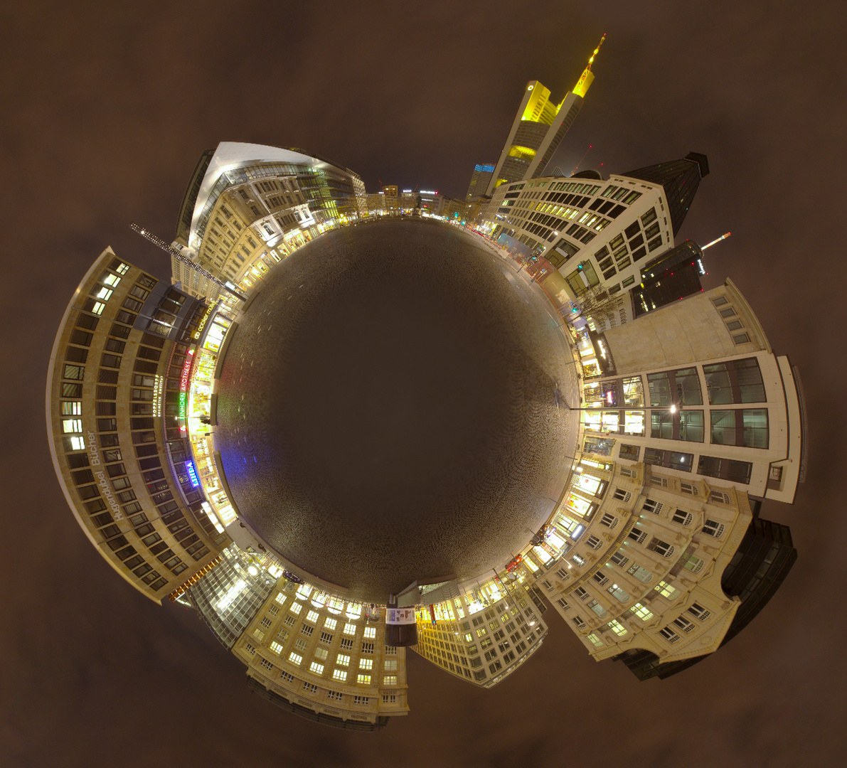 Little Planet Goetheplatz