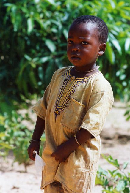Little prince - Bayakh, Senegal