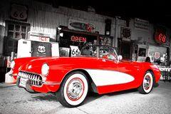 Little red Corvette ;-)