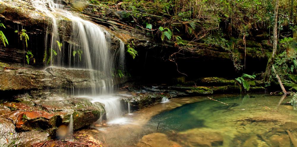 Little Terrace Falls