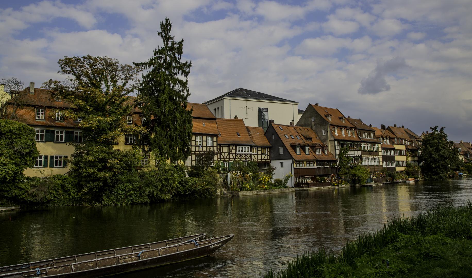 Little Venice in Germany