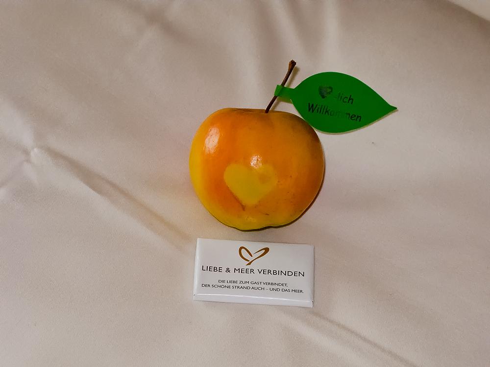 Little welcome - no big apple