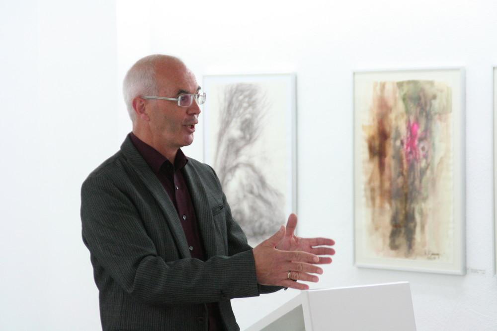 Litzenburger Ausstellung: Bildbetrachtung Jettenburg 3.05.09