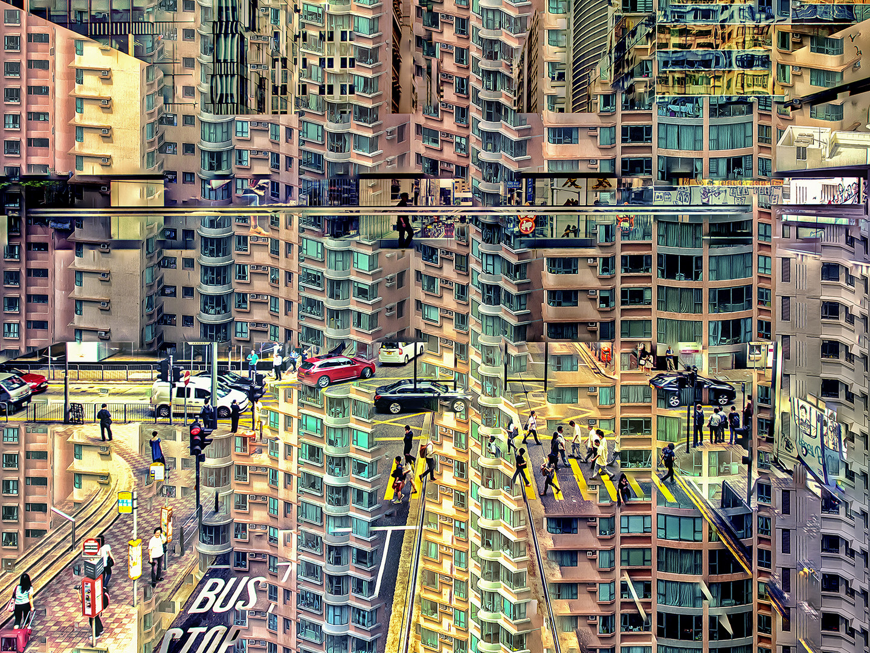 live in Hong Kong