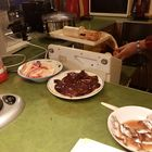 liver pastries for Christmas