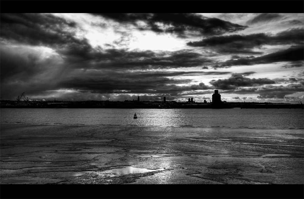 Liverpool - Waterfront - River Mersey