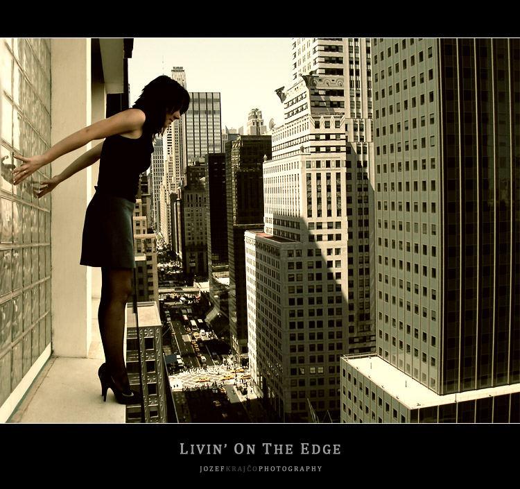Livin' On The Edge
