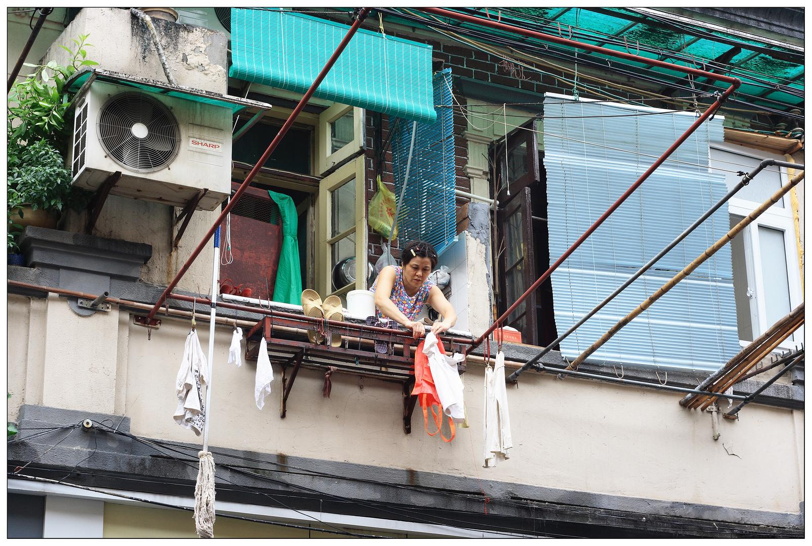 LIVING 2, Shanghai 2009