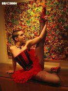 Living Art Ballerina