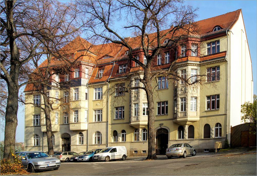 Living in Dresden-Strehlen