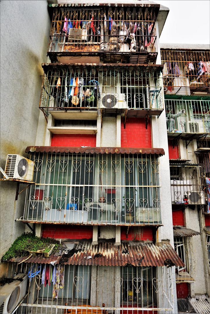 Living in Macau