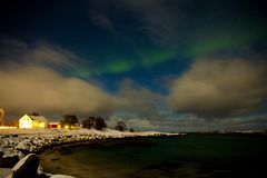 Living with the daily aurora borealis