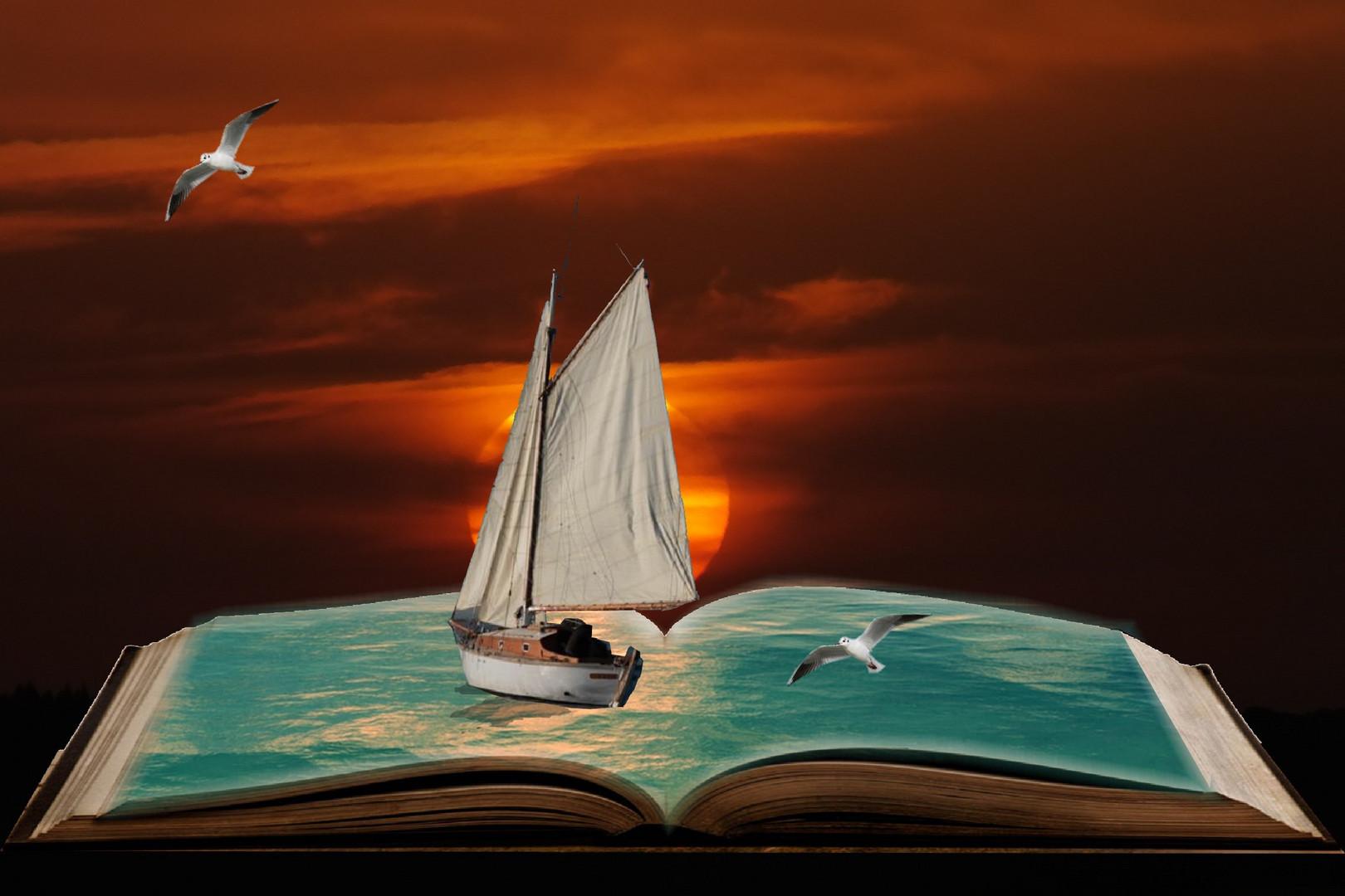 Livre Ouvert Photo Et Image Paysages Nature Abstraite