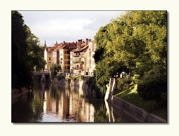 Ljubljana, Stadt der Liebenden