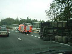 LKW Crash 2