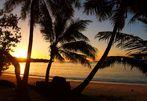 L'Île des Pins – Coucher de soleil à la baie de Kuto