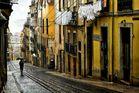 Llueve en Lisboa