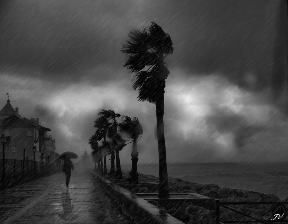 ..lluvia, tormenta