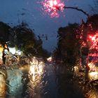 lluvias en la ciudad metz ilum send