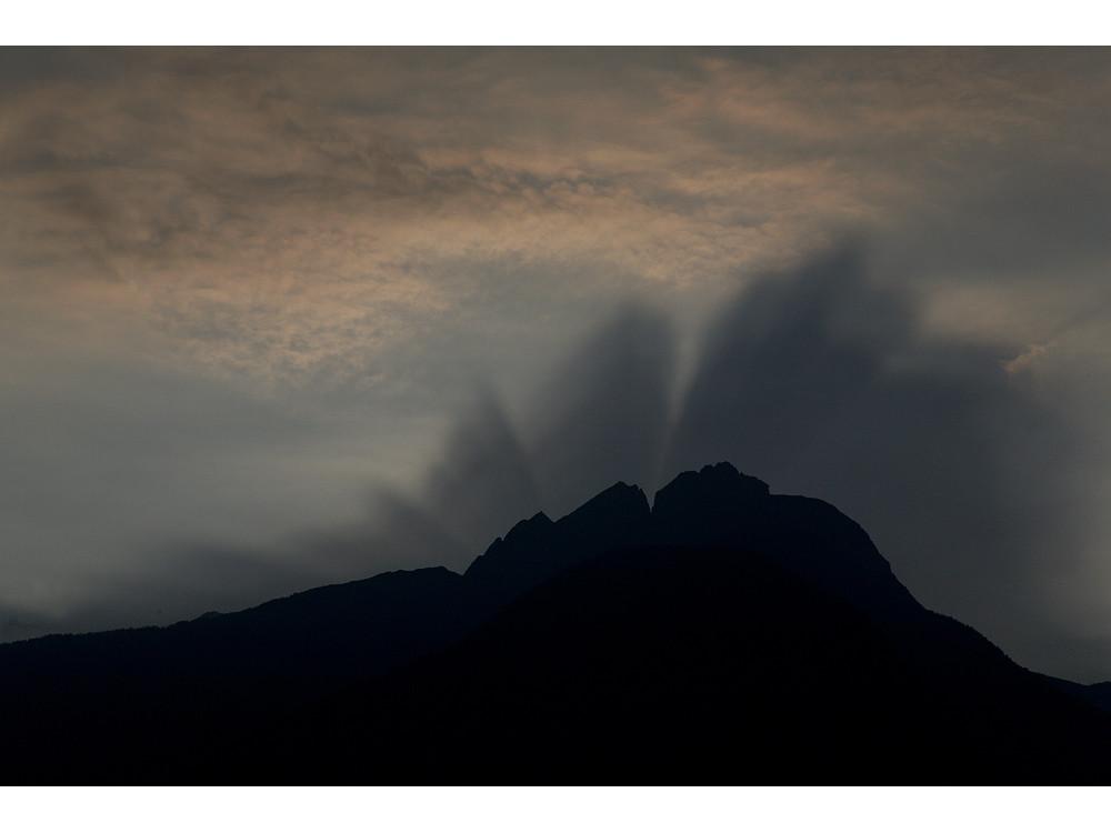 lo spirito della montagna